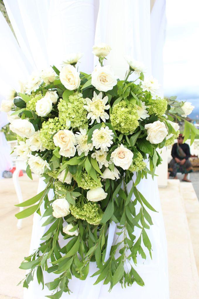 DICKY AND MARIANA WEDDING by Rumah Luwih Beach Resort - 004