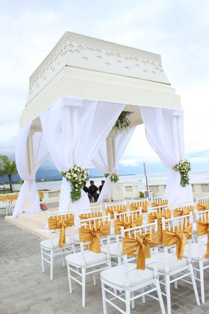 DICKY AND MARIANA WEDDING by Rumah Luwih Beach Resort - 005
