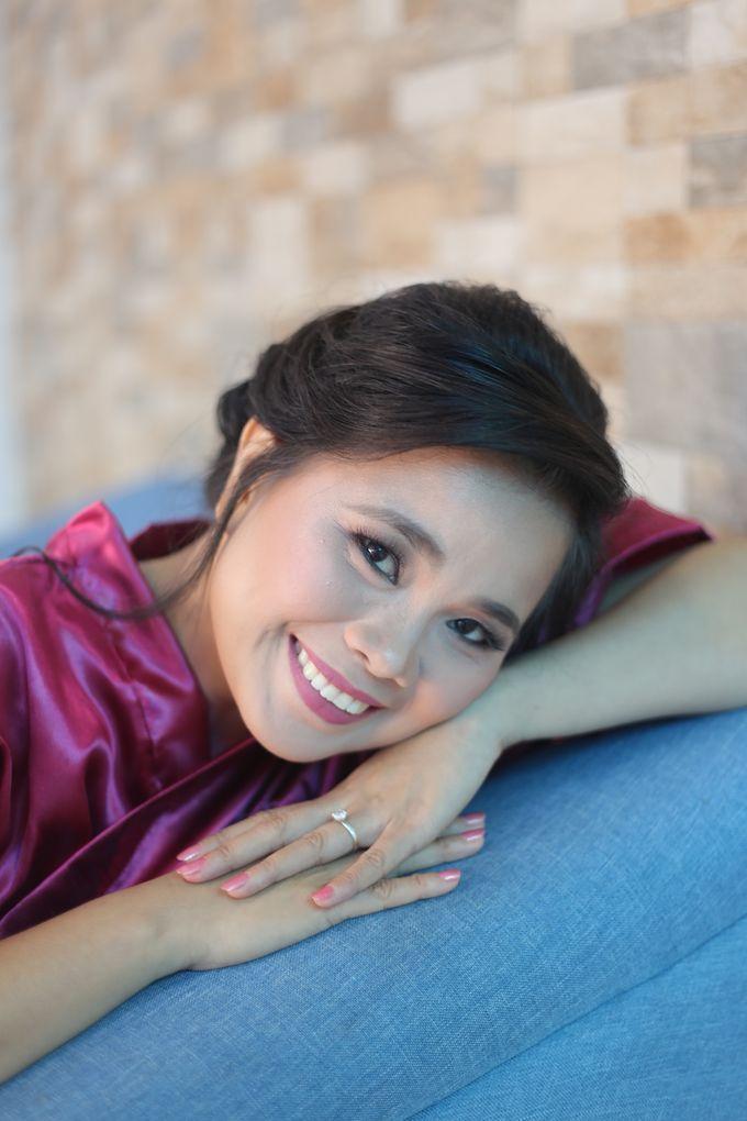 Bicol Wedding by Shula Makeup Artistry - 003