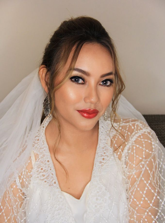 Wedding Makeup Look by by_ifdabeng - 008