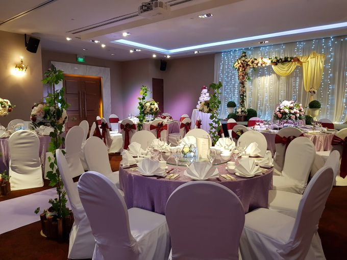 Love Stories - A Wedding in the Park Showcase by Hotel Fort Canning - 007
