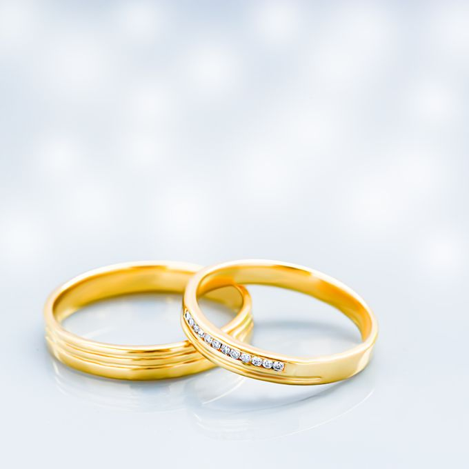 Wedding Ring - Everlasting Collection by ORORI - 001