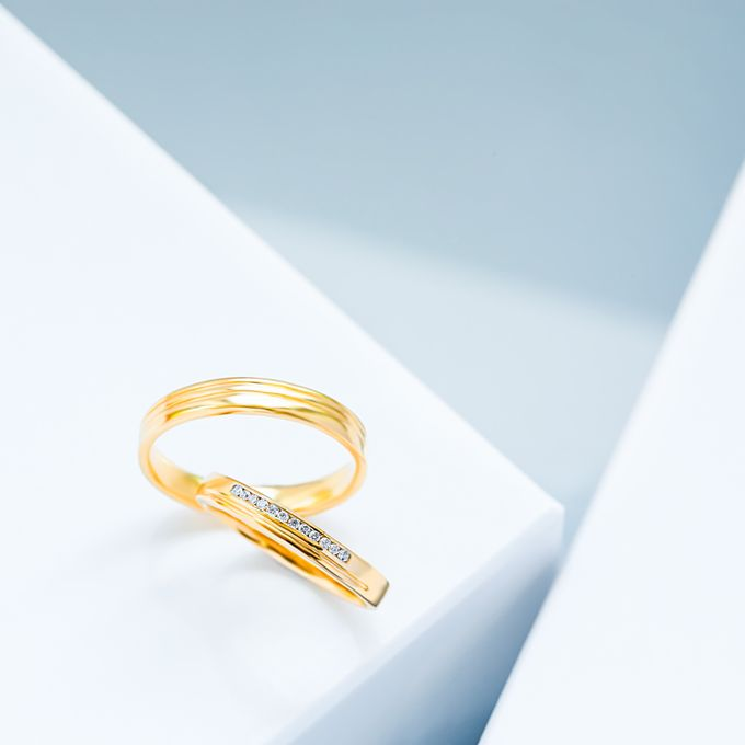 Wedding Ring - Everlasting Collection by ORORI - 002