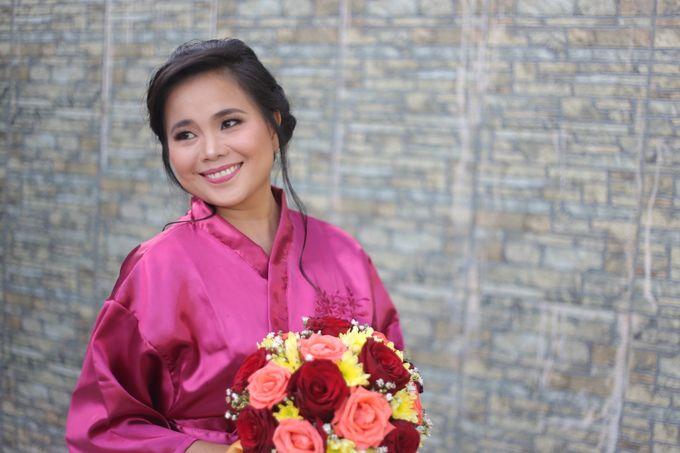 Bicol Wedding by Shula Makeup Artistry - 004