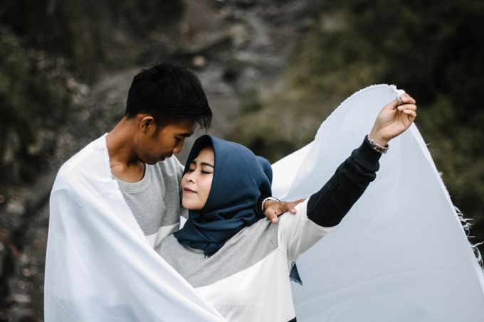 Prewedding of Nirma & Huda by Thecoupleideas Photo - 003