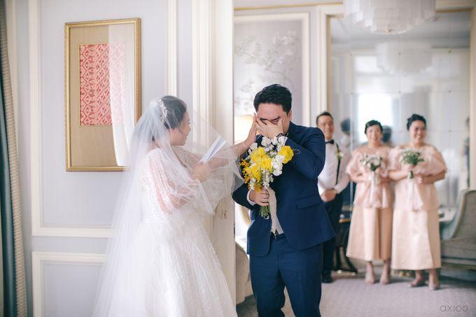 Wedding Reception - Calvin & Herna by Celra Official - 005