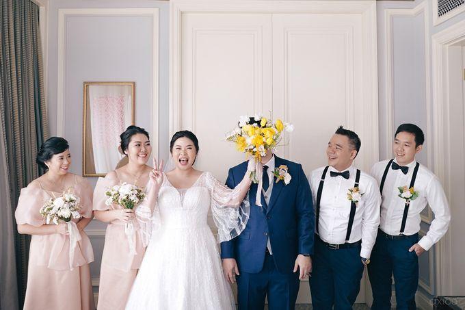 Wedding Reception - Calvin & Herna by Celra Official - 006