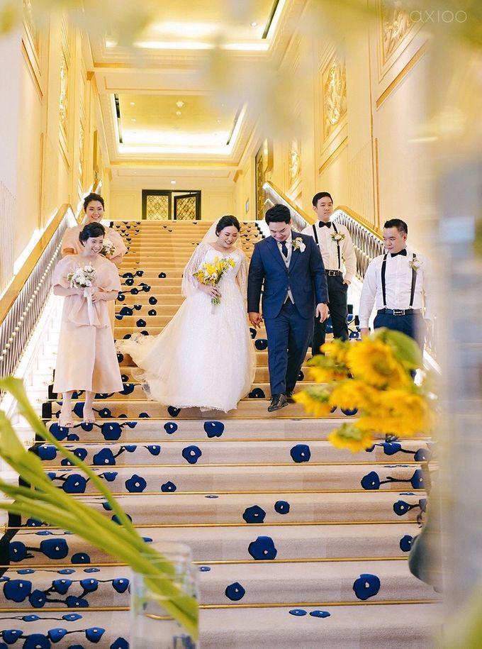 Wedding Reception - Calvin & Herna by Celra Official - 012