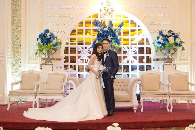 Weddding day of Andika & Devi at Angke Restaurant Kelapa Gading by Angke Restaurant & Ballroom Jakarta - 001