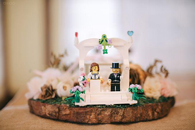 Wedding Reception - Calvin & Herna by Celra Official - 007