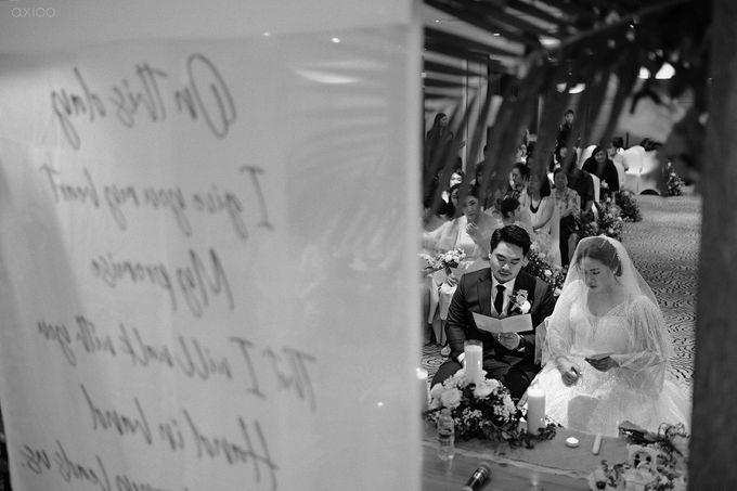 Herna & Calving @Four Seasons Jakarta & @Financial CLub by Financial Club Jakarta - 011