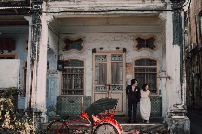 Penang prewedding street photography by Amelia Soo photography - 039