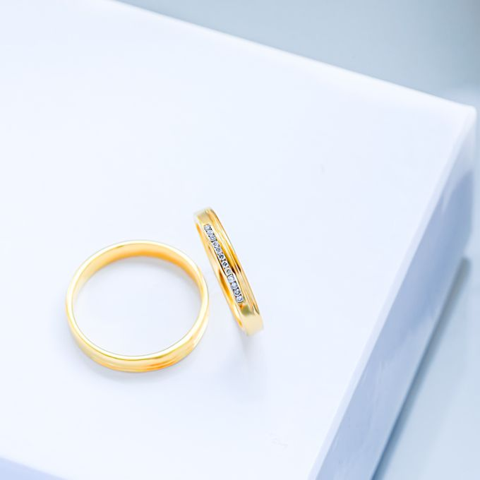 Wedding Ring - Everlasting Collection by ORORI - 004