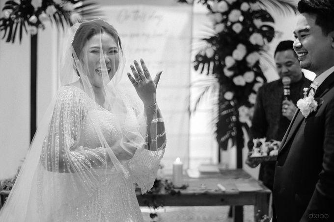 Wedding Reception - Calvin & Herna by Celra Official - 009