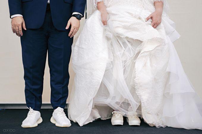 Wedding Reception - Calvin & Herna @FinancialClub, Jakarta by Celra Official - 007