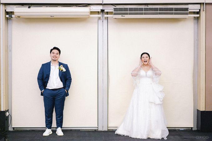 Wedding Reception - Calvin & Herna @FinancialClub, Jakarta by Celra Official - 006