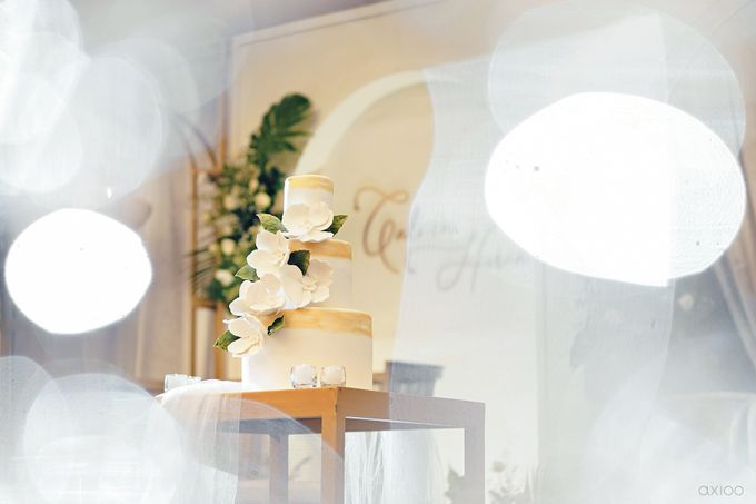 Wedding Reception - Calvin & Herna @FinancialClub, Jakarta by Celra Official - 005