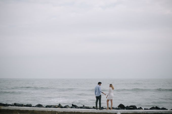 Pre-wedding  Kristin and Jonas in Hoi An by Ruxat Photography - 002