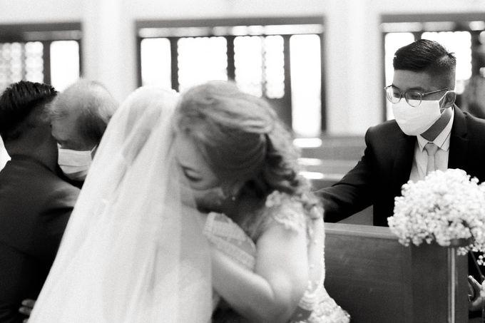 The Wedding Of Edwin & Raissa by delazta wedding coordinator - 041