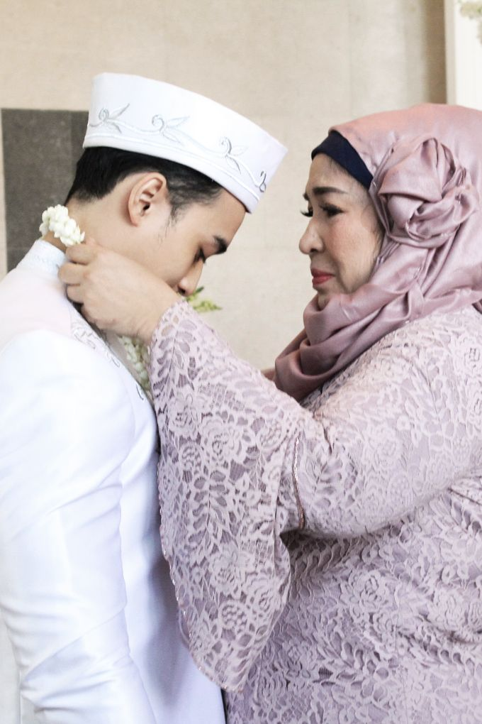 rani & dika akad nikah by Our Wedding & Event Organizer - 004