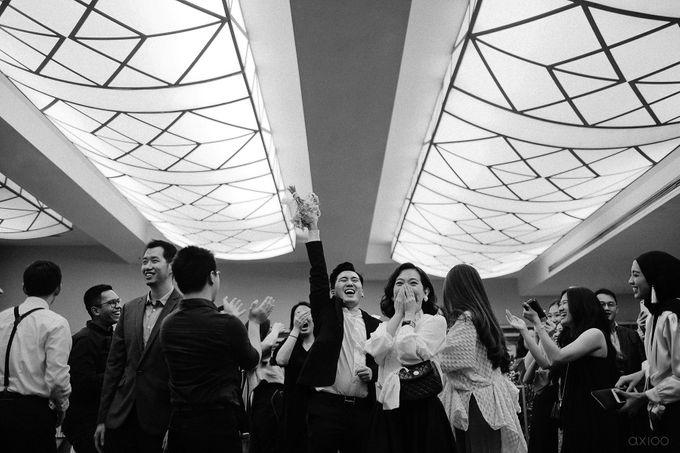 Wedding Reception - Calvin & Herna @FinancialClub, Jakarta by Celra Official - 008