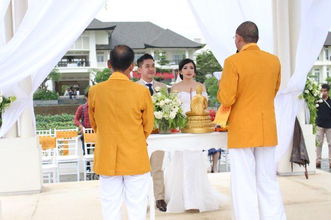 DICKY AND MARIANA WEDDING by Rumah Luwih Beach Resort - 006