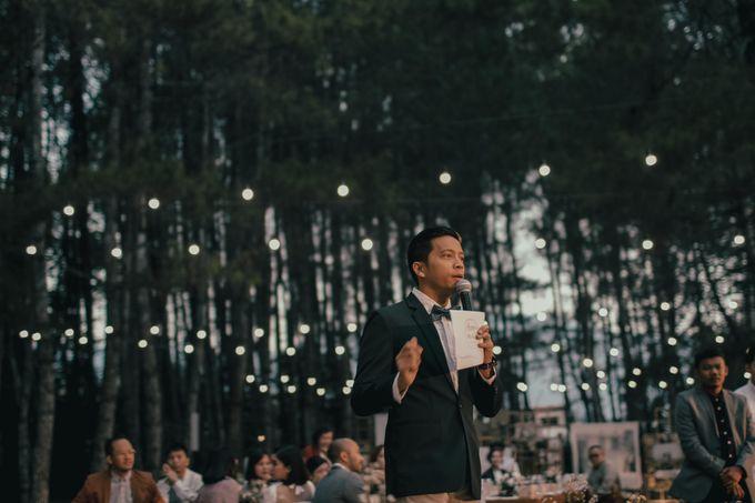 Arnov & Michelle Wedding by Pine Hill Cibodas - 003
