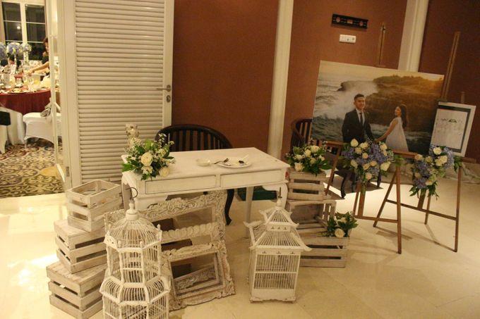 DICKY AND MARIANA WEDDING by Rumah Luwih Beach Resort - 008