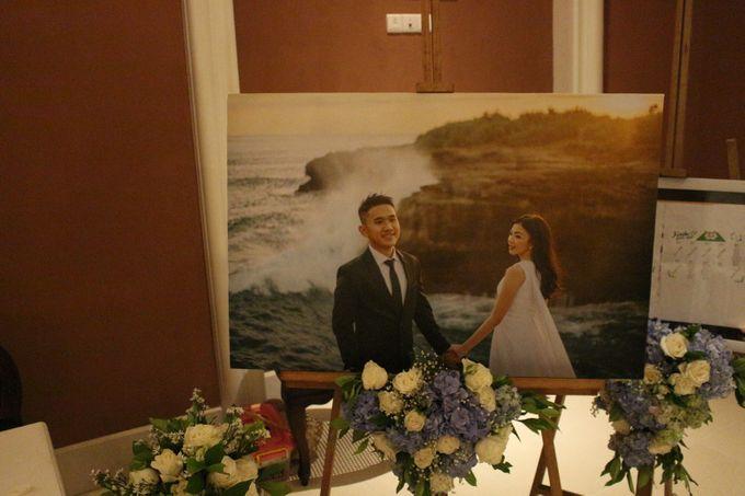 DICKY AND MARIANA WEDDING by Rumah Luwih Beach Resort - 009