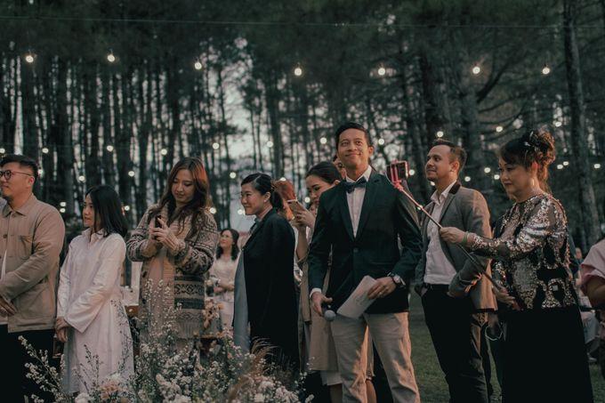 Arnov & Michelle Wedding by Pine Hill Cibodas - 005