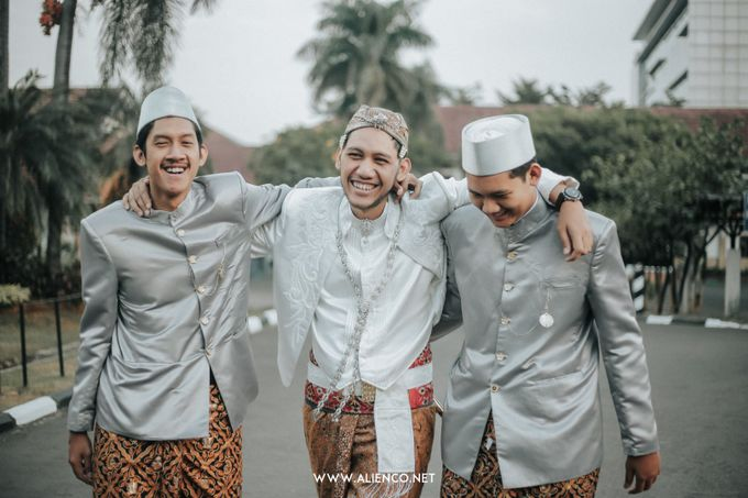 The Wedding Yuzar & Fathur by alienco photography - 005