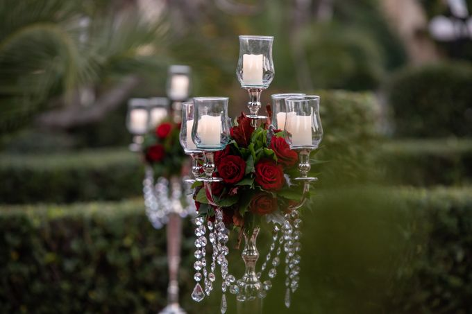 Christmas wedding in Laed by Diamond Events - 007