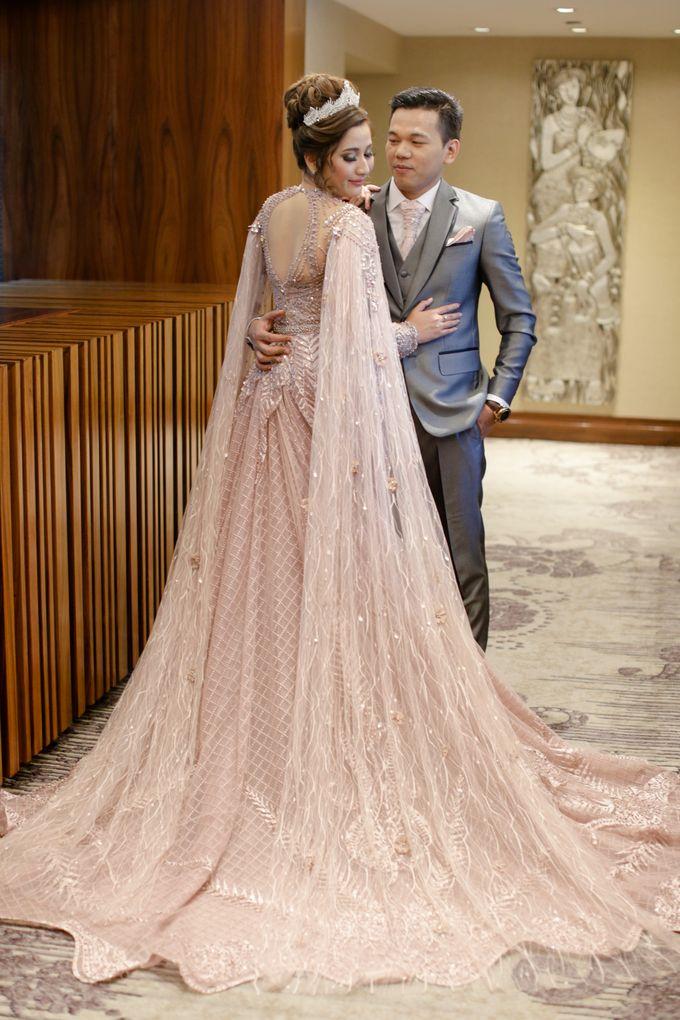 The Wedding of Gwen & Fahmi by Bondan Photoworks - 034