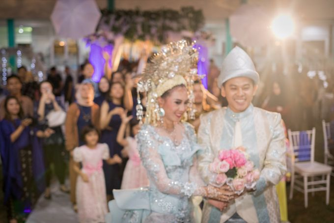 The Wedding of Savira & Redha by EdgeLight Production - 009