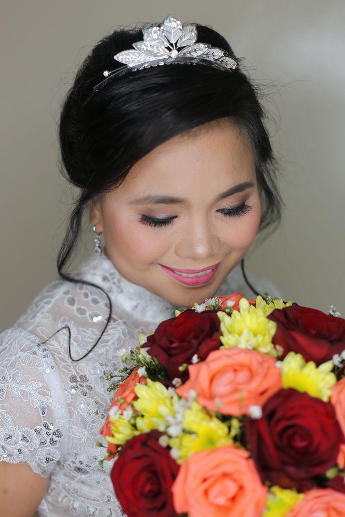 Bicol Wedding by Shula Makeup Artistry - 001