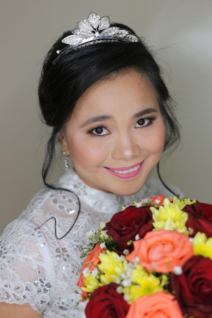 Bicol Wedding by Shula Makeup Artistry - 005