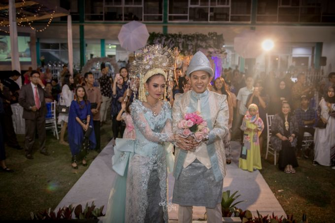 The Wedding of Savira & Redha by EdgeLight Production - 010
