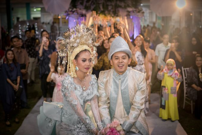 The Wedding of Savira & Redha by EdgeLight Production - 011