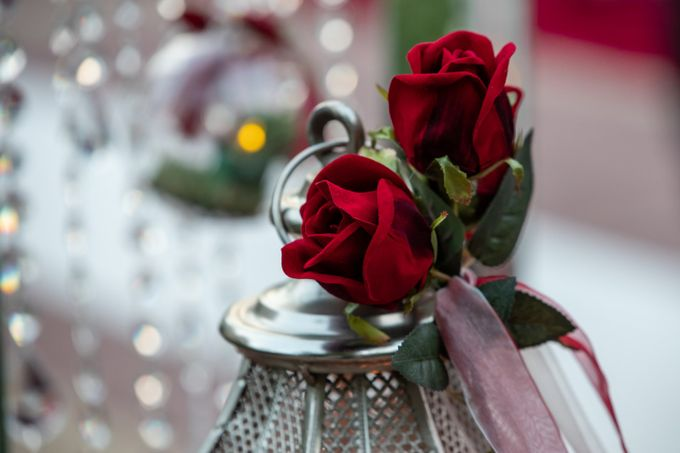 Christmas wedding in Laed by Diamond Events - 008
