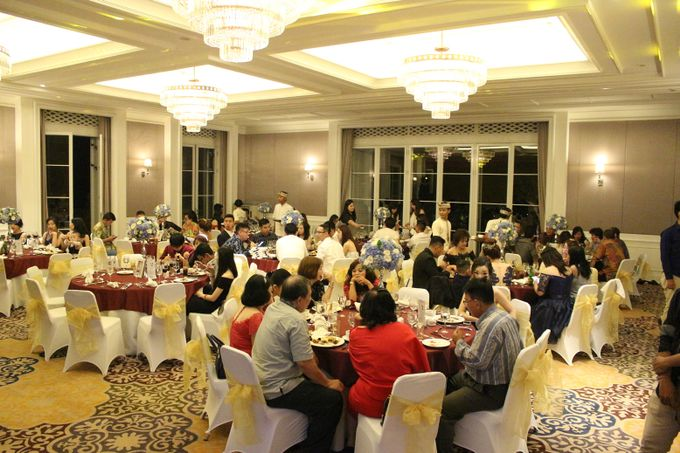 DICKY AND MARIANA WEDDING by Rumah Luwih Beach Resort - 013