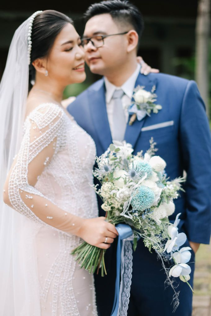 The Wedding Of Edwin & Raissa by delazta wedding coordinator - 033