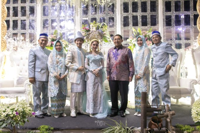 The Wedding of Savira & Redha by EdgeLight Production - 012