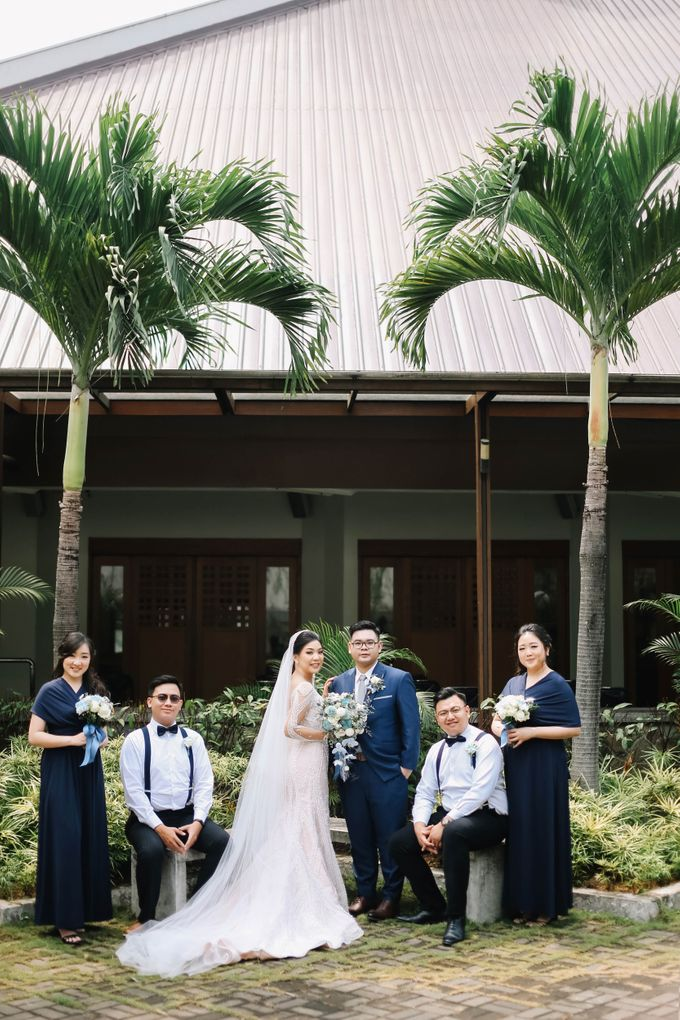 The Wedding Of Edwin & Raissa by delazta wedding coordinator - 029