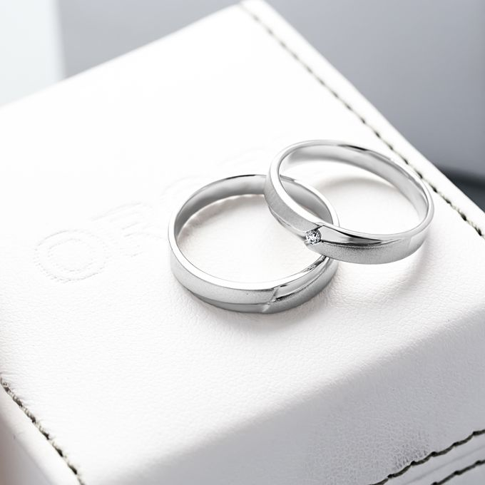 Wedding Ring - Simply Collection by ORORI - 003