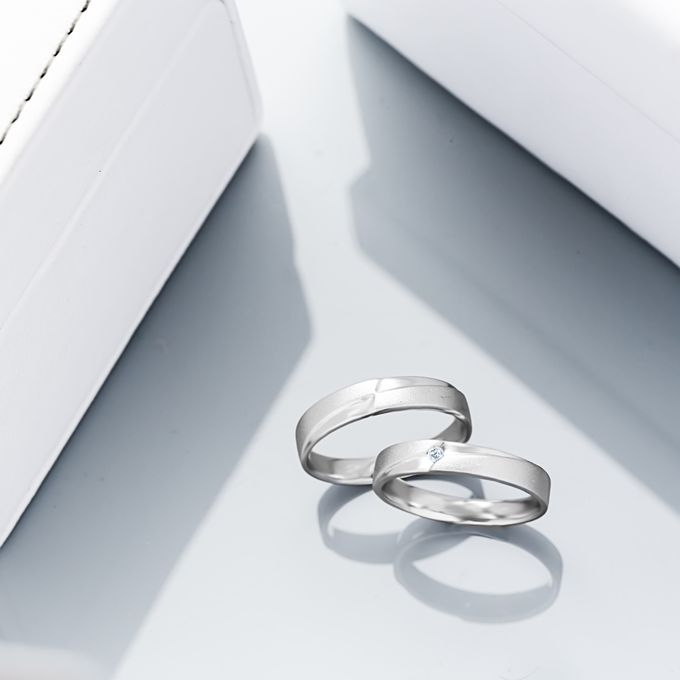 Wedding Ring - Simply Collection by ORORI - 018
