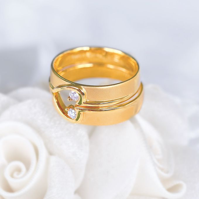 Wedding Ring - Simply Collection by ORORI - 019