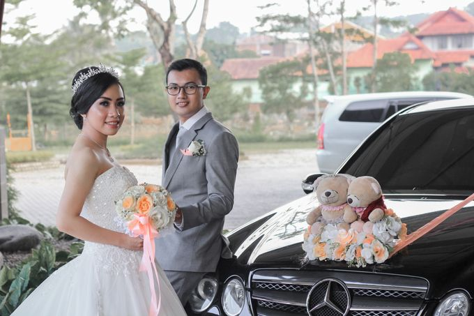 Wedding Photoshoot - Indra & Dea by FMS Photography - 009
