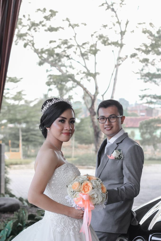 Wedding Photoshoot - Indra & Dea by FMS Photography - 001