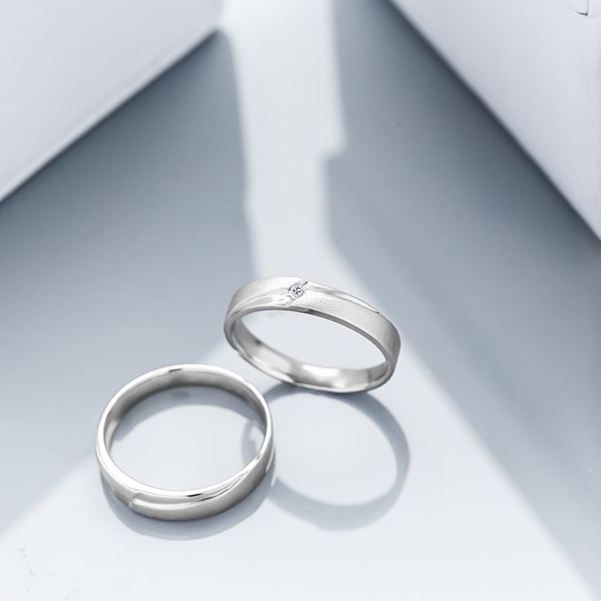 Wedding Ring - Simply Collection by ORORI - 020