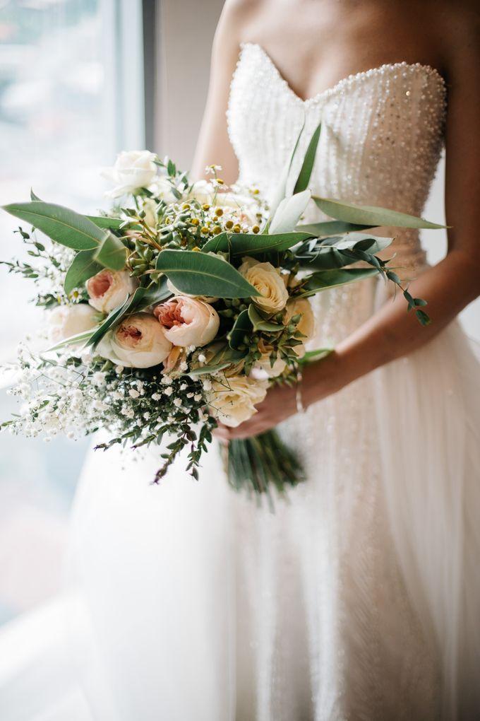 Antony & Fitri Wedding by Catalina Flora - 008